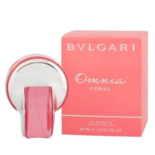 bvlgari omnia coral by bvlgari for women. Black Bedroom Furniture Sets. Home Design Ideas